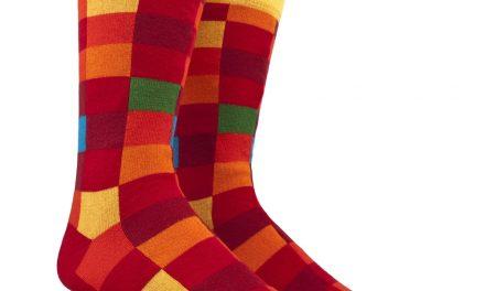 Chaussettes fantaisie, osez les motifs et les couleurs