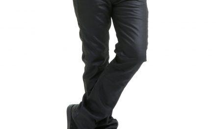 Jean noir homme, l'effet slim sur mon allure