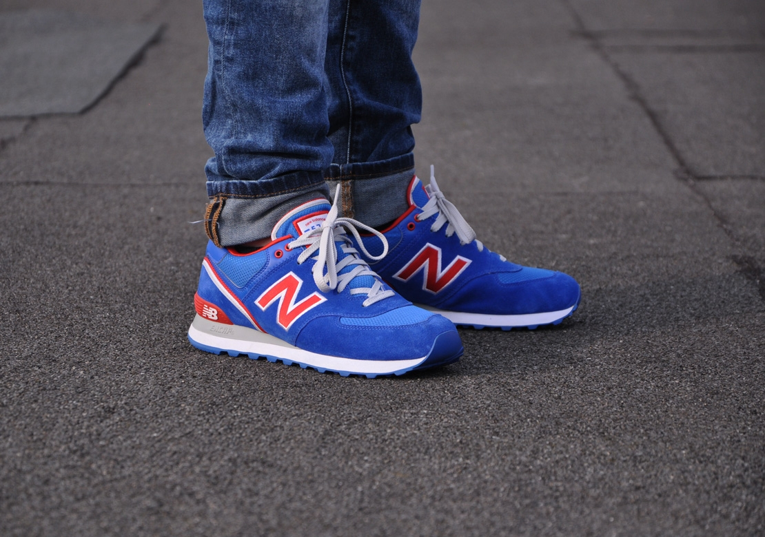 new balance homme m574
