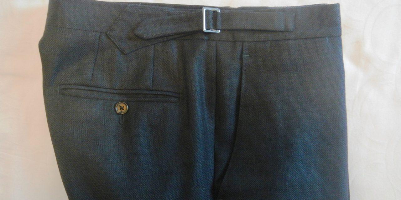 Pantalon taille haute, j'ai un petit ventre rebondi