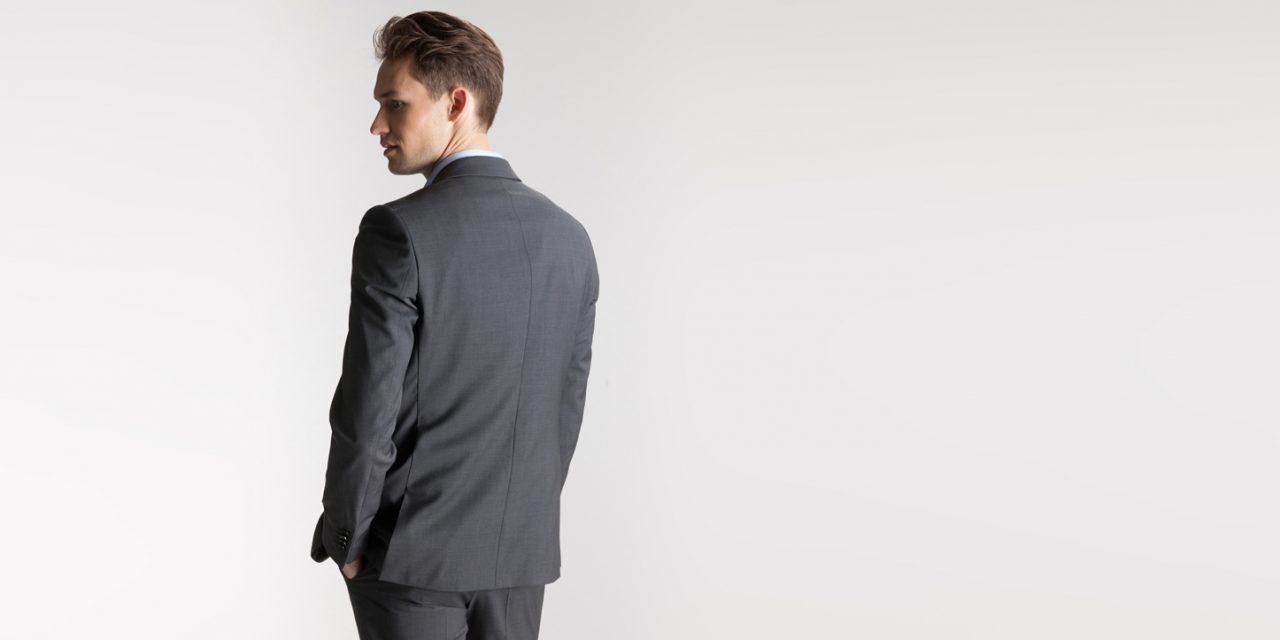 Veste costume homme, la bonne longueur des manches