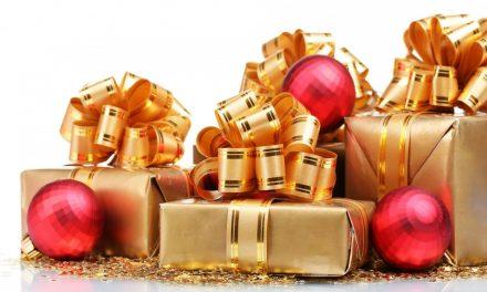 Un magasin en ligne pour un coffret cadeau de noel