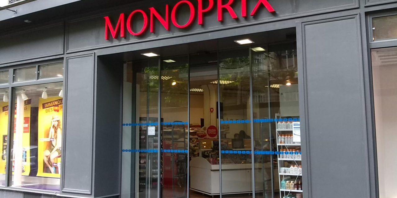 Monoprix vetements : un maximum de choix, dans toutes les grandes villes