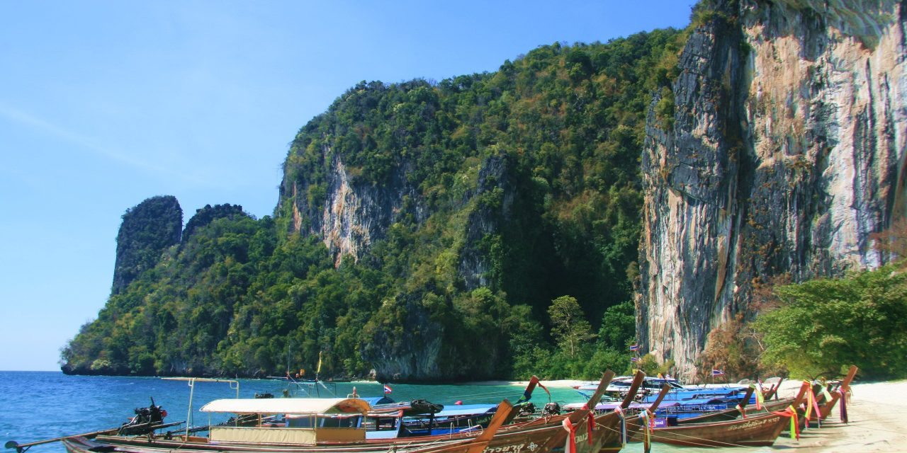 Des circuits en famille thailande toujours variés