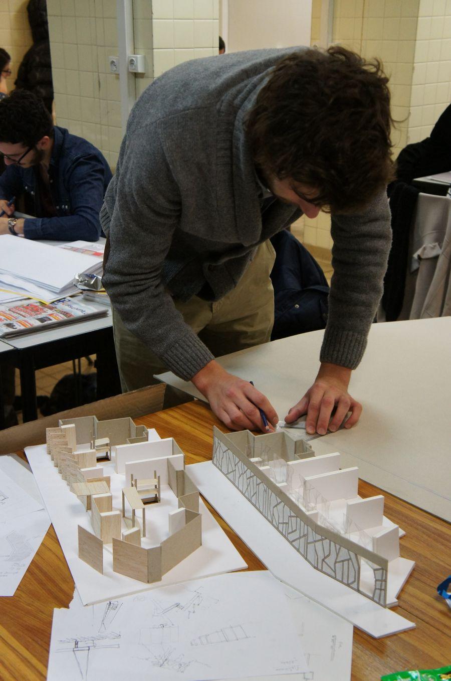 Bts design d espace : introduction à tous les espaces.