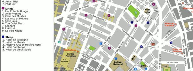 Arrondissement paris : une carte pour mieux comprendre leur répartition