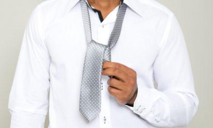 Noeud de cravate Windsor, pour être le plus élégant lors de cérémonies