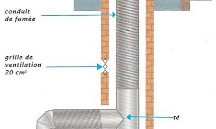Comment tuber une cheminée ?