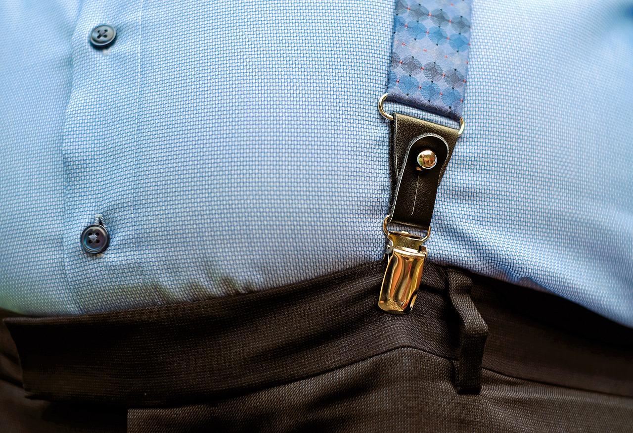 porter des bretelles