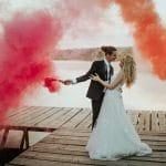 Fumigène mariage : quels sont les modèles disponibles ?
