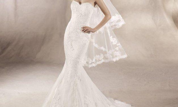 Pourquoi choisir une robe de mariée sirène à bustier ?